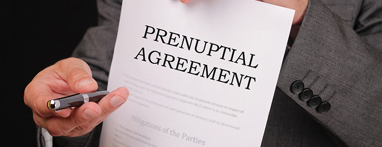 Are prenuptial agreements limiting spousal maintenance enforceable platinumwayz