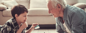 Grandparent Visitation attorney